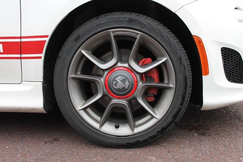 2012 FIAT 500 Abarth 2dr Hatchback - Harleysville PA