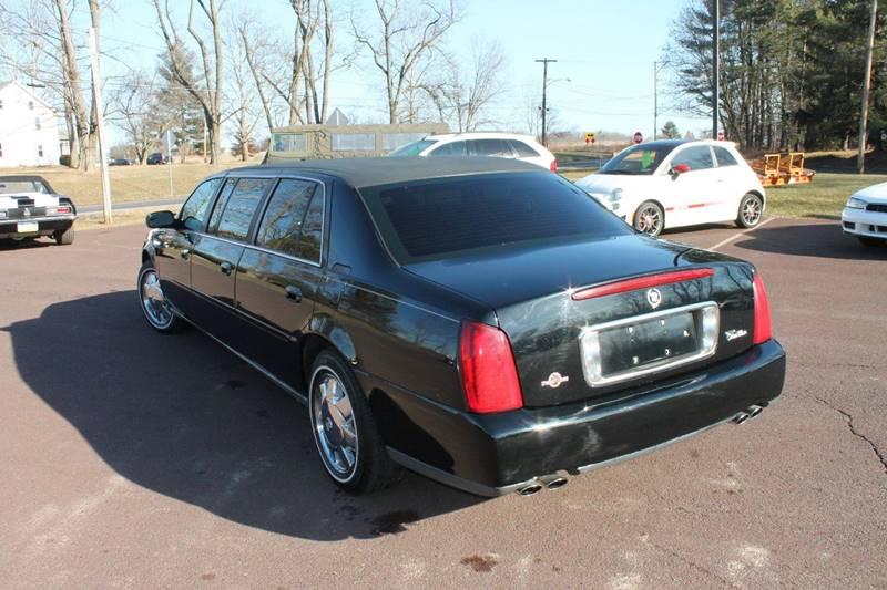 2001 Cadillac Limosine  - Harleysville PA