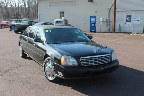 2001 Cadillac Limosine
