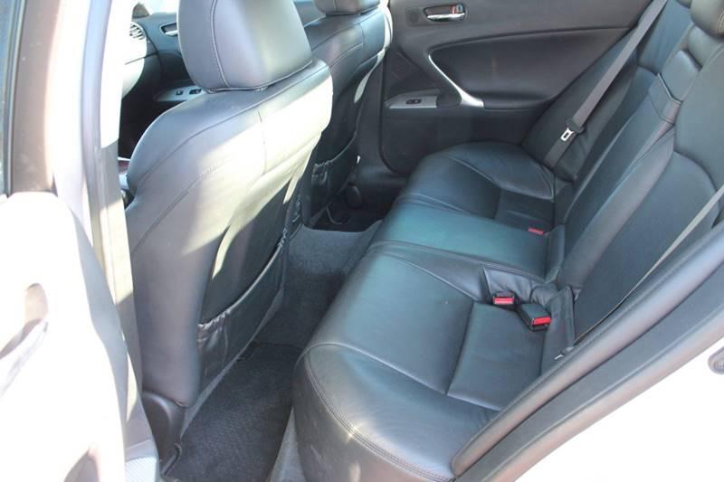 2008 Lexus IS 250 AWD 4dr Sedan - Harleysville PA