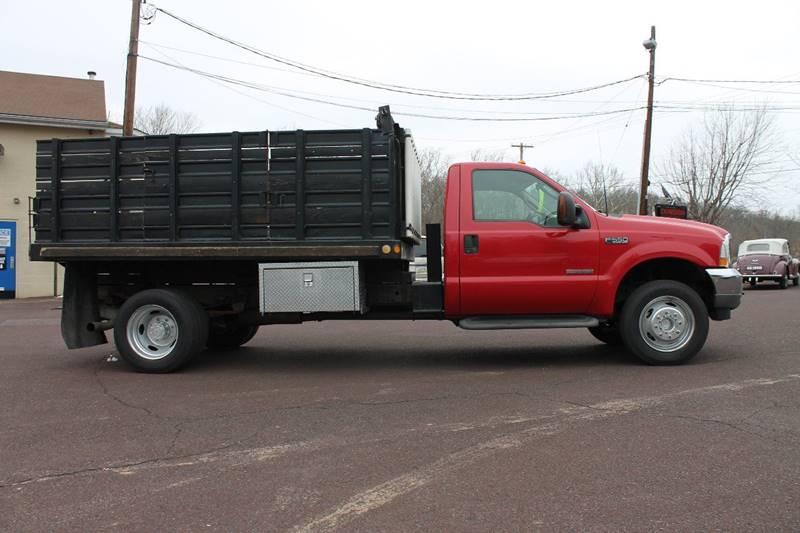 2003 Ford F-550 Dump Truck - Harleysville PA