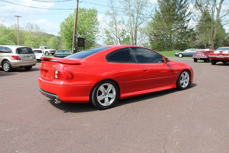 2005 Pontiac GTO 2dr Coupe - Harleysville PA