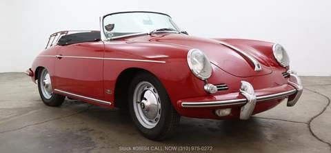 1962 Porsche 356 for sale in Los Angeles, CA