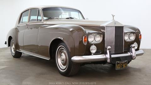 1965 Rolls-Royce Silver Cloud 2 for sale in Los Angeles, CA