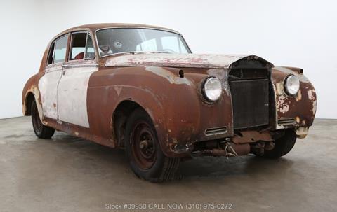 1961 Rolls-Royce Silver Cloud 2 for sale in Los Angeles, CA