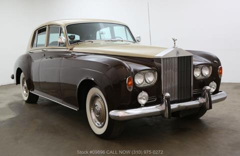 1965 Rolls-Royce Silver Cloud 3 for sale in Los Angeles, CA