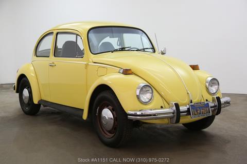 1973 Volkswagen Beetle For Sale In Los Angeles Ca