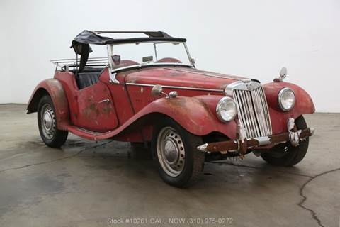 1954 MG TF for sale in Los Angeles, CA