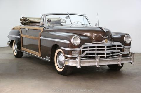 1949 Chrysler Town and Country for sale in Los Angeles, CA