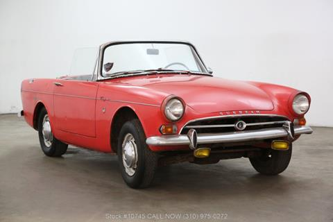 1966 Sunbeam Tiger for sale in Los Angeles, CA
