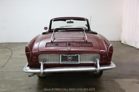1962 Renault Floride S