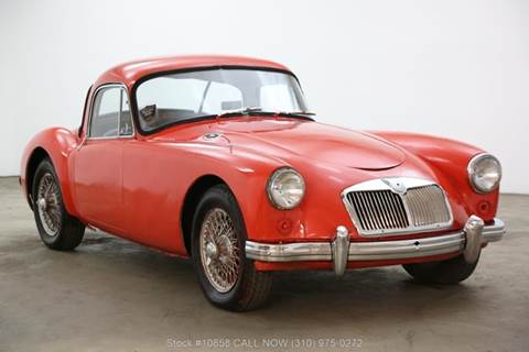 1959 MG MGA for sale in Los Angeles, CA