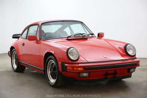 1987 Porsche 911 Carrera for sale in Los Angeles, CA
