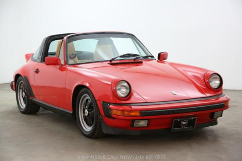 1985 Porsche 911 Carrera for sale in Los Angeles, CA