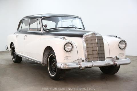 1959 Mercedes-Benz 300-Class for sale in Los Angeles, CA