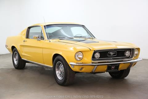 1968 Ford Mustang for sale in Los Angeles, CA