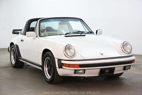 1987 Porsche 911 for sale in Los Angeles, CA