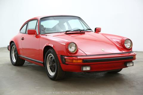 1983 Porsche 911 for sale in Los Angeles, CA