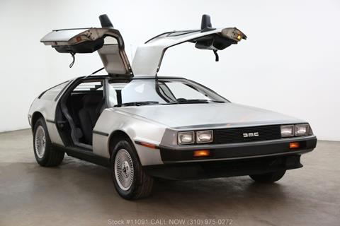 1981 DeLorean DMC-12 for sale in Los Angeles, CA