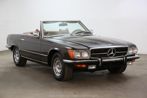 1972 Mercedes-Benz 350-Class for sale in Los Angeles, CA