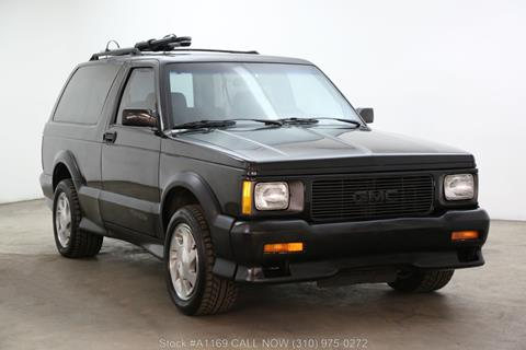 1992 GMC Typhoon for sale in Los Angeles, CA