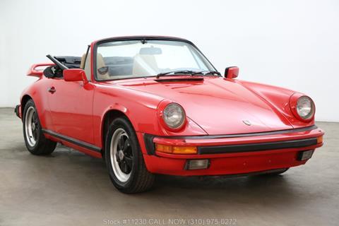 1985 Porsche 911 Carrera for sale in Los Angeles, CA