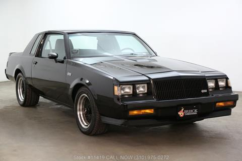 1984 Buick Grand National for sale in Los Angeles, CA