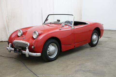 1960 Austin-Healey Bug Eye Sprite