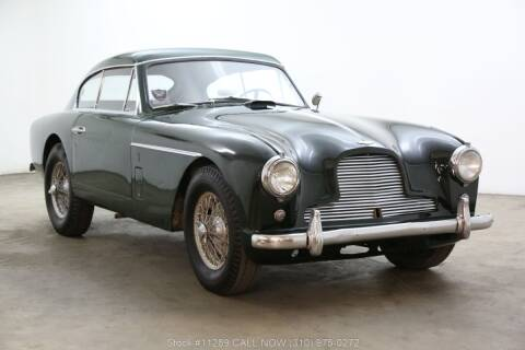 1957 Aston Martin DB2/4 MKII for sale at Beverly Hills Car Club in Los Angeles CA