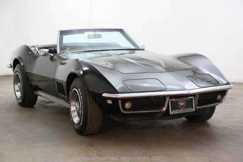 1968 Chevrolet Corvette for sale at Beverly Hills Car Club in Los Angeles CA