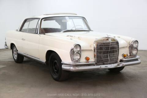 1965 Mercedes-Benz 220SE Sunroof for sale at Beverly Hills Car Club in Los Angeles CA