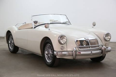 1958 MG MGA for sale at Beverly Hills Car Club in Los Angeles CA