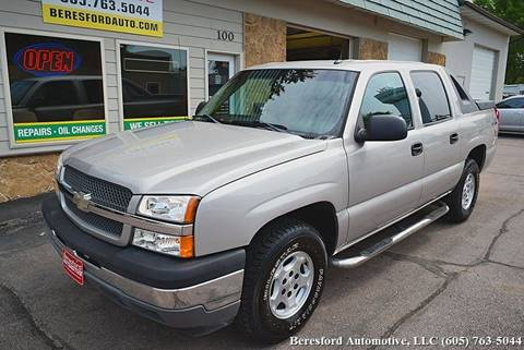2005 Chevrolet Avalanche for sale in Beresford, SD