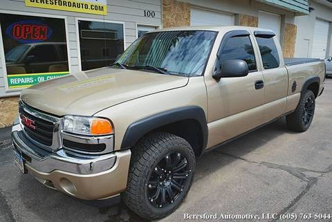 2005 GMC Sierra 1500 for sale in Beresford, SD
