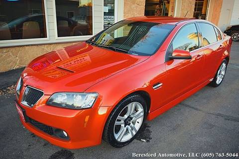 2008 Pontiac G8 for sale in Beresford, SD