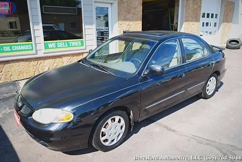 2000 Hyundai Elantra for sale in Beresford, SD