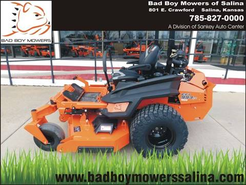 Bad Boy Outlaw Renegade 61 for sale in Salina, KS