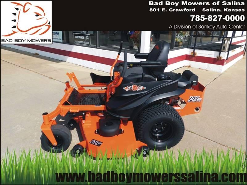 Bad Boy Mowers Salina – Car Dealer in Salina, KS