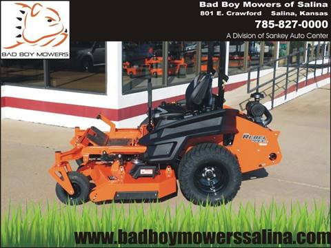 Bad Boy Rebel 61 for sale in Salina, KS