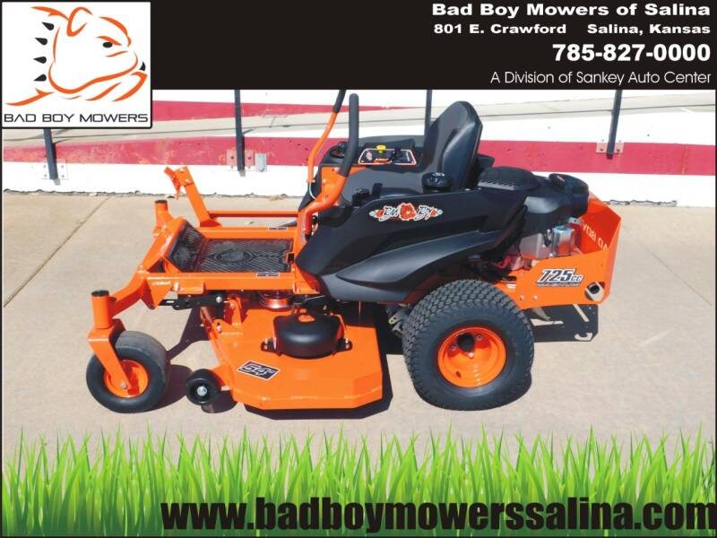 Bad Boy MZ Magnum 54 for sale at Bad Boy Mowers Salina in Salina KS