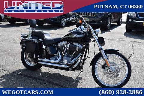 2003 Harley Davidson FXS Softail for sale in Putnam, CT