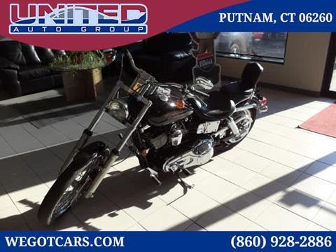 1999 Harley Davidson FXS Softail for sale in Putnam, CT
