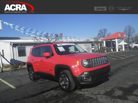 2015 Jeep Renegade for sale in Greensburg, IN