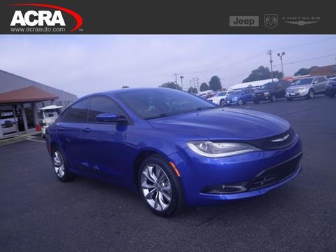 2016 Chrysler 200 for sale in Greensburg, IN