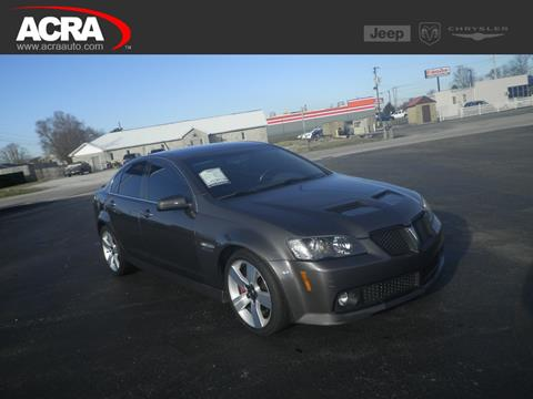 2009 Pontiac G8 for sale in Greensburg, IN