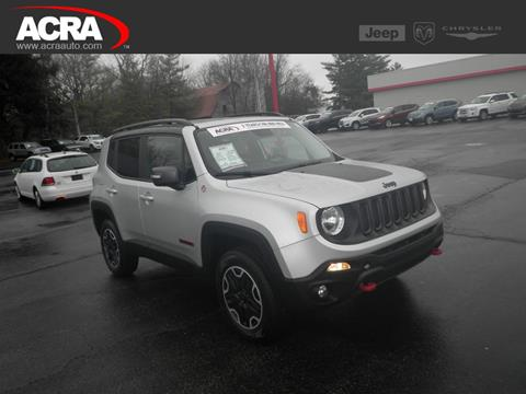 2016 Jeep Renegade for sale in Greensburg, IN