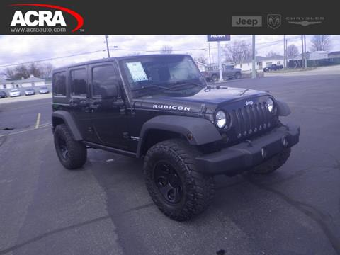 2011 Jeep Wrangler Unlimited for sale in Greensburg, IN