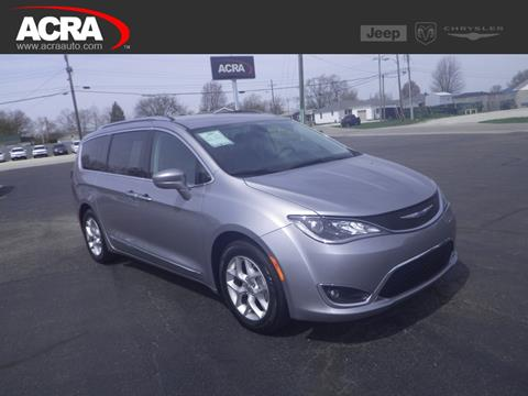 2018 Chrysler Pacifica for sale in Greensburg, IN