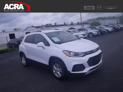 2018 Chevrolet Trax for sale in Greensburg, IN