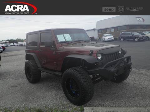 2007 Jeep Wrangler for sale in Greensburg, IN